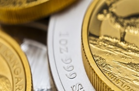 Precious metals pop higher as dollar extends slump